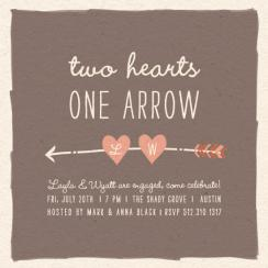 Two Hearts One Arrow