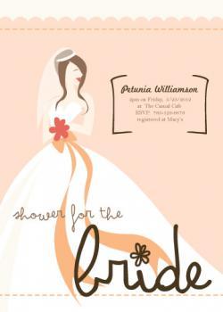 Bridal Shower Ballet