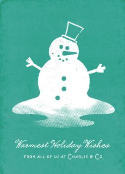 Toasty Snowman