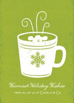 Warmest Holiday Cup of Chocolate