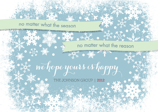 business holiday cards - Universal Greeting by Rebecca Bowen