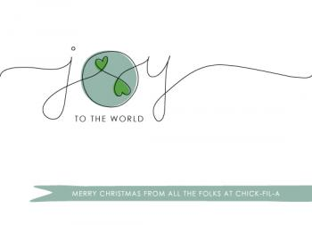 joy to the world with love