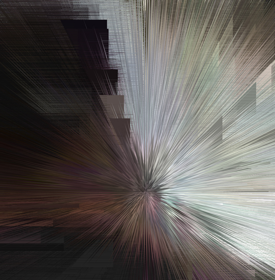 art prints - Warp speed by Jessica Termini