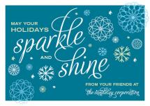 Sparkle and Shine by Michelle Hickey
