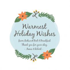 Woodsy Warm Wishes