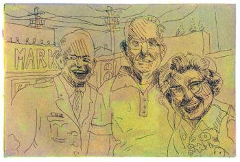 Beulah, Doc and the Ghost of General Eisenhower