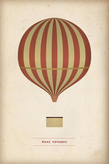 art prints - Bon Voyage by Marcela Cebrowski