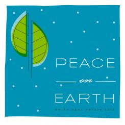 Peace On Earth Holiday Greeting