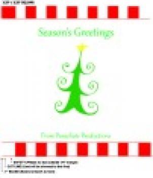 Swirly Holiday Tree