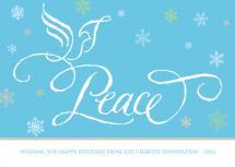 Peaceful Dove by Elaine Dillard