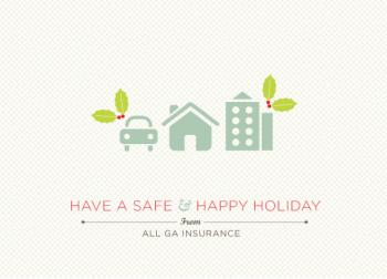 Safe Holiday Wishes