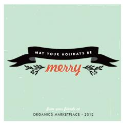 merry message