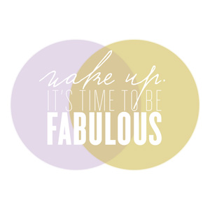 art prints - Fabulous Time by Laura McCarty