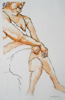 art prints - Waiting... by Cindy Shih