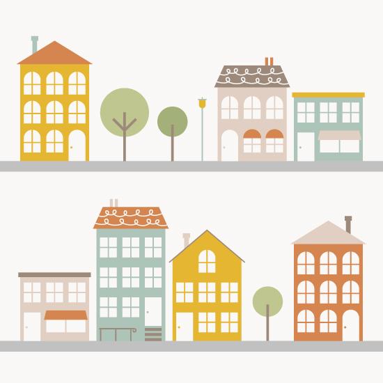 art prints - Uptown by Amber Barkley