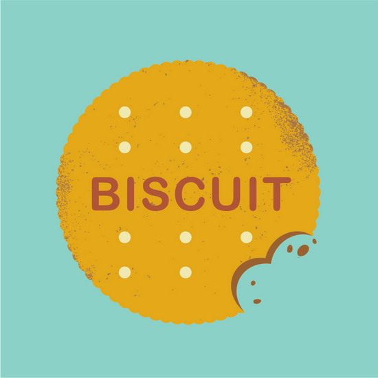 art prints - biscuit by chocomocacino