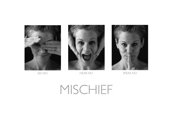 art prints - Mischief by Grey Circle