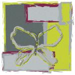Abstract Butterfly by Kori Woodring