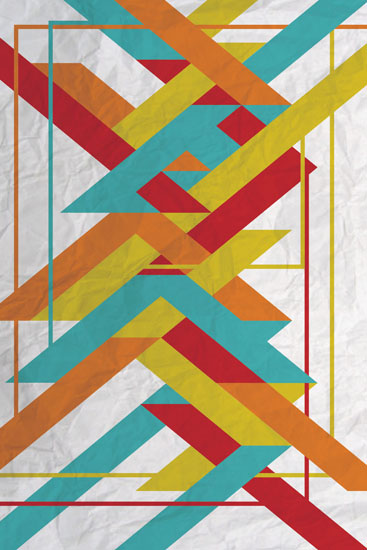 art prints - Colors & Lines by Josh Malchuk