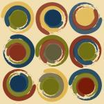 Twenty Seven Circles by Julie Krinke