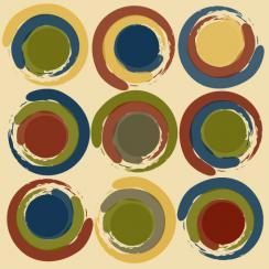 Twenty Seven Circles