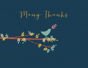Chirping Gratitude