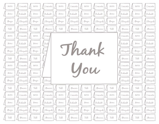 thank you cards - Meta by Tracy H