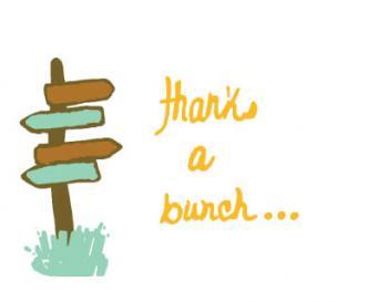 thanksabunch