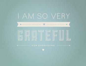 grateful banner