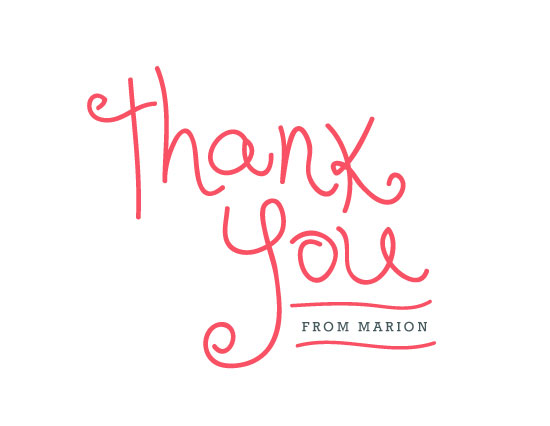 thank you cards - Doodley Doo by Luckybug Designs