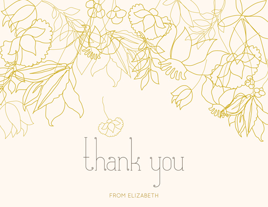 thank you cards - Simply complicated by Jodi Cherry