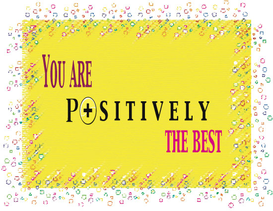 thank you cards - Positively the Best by Kori Woodring