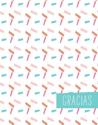 thank you cards - Fiesta Fiesta by Maria E