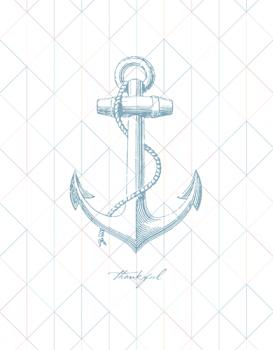 Anchored in Thanks