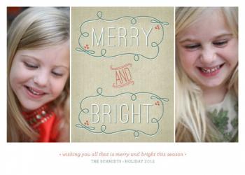 Merry and Bright Swirls