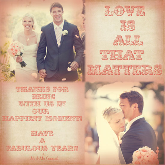 holiday photo cards - Love is all that matters!! by Charu Tiwari