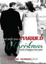 Married Christmas by Elite Party Creations