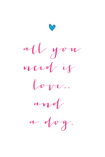 art prints - All You Need is Love by linda-lou