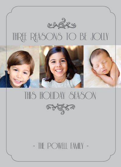 holiday photo cards - Count the Joys by Olive Paper