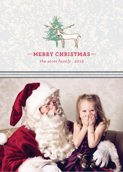 holiday photo cards - Reindeered by victoria