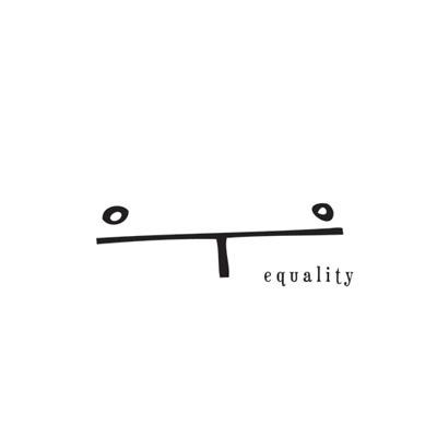 art prints - Equality--Simply Me by ArtSplott