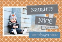 Naughty or Nice by Tiffany Jenniges