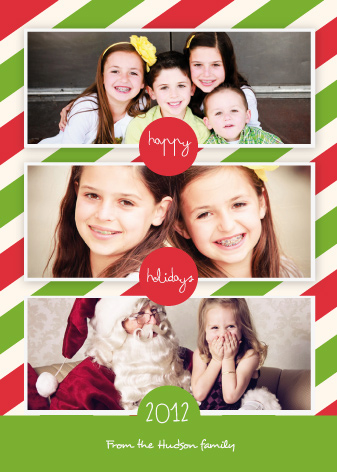 holiday photo cards - A Xmas Touch by Garaguchy
