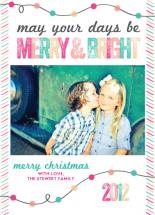 Merry & Bright by Winnie Jean