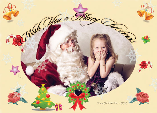 holiday photo cards - Fabulous Christmas by Shriharsha