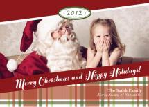 A Plaid Christmas by Sun Rae Creative