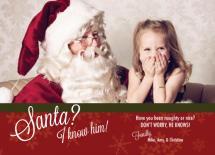 Knowing Santa by Sun Rae Creative