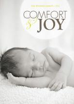 Comfort & Joy by RACHEL LESLIE DESIGNS