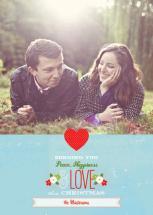 LOVE the holidays by Christina N Kinoshita