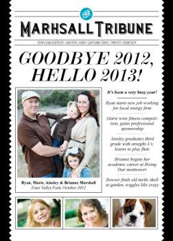 New Year Tribune